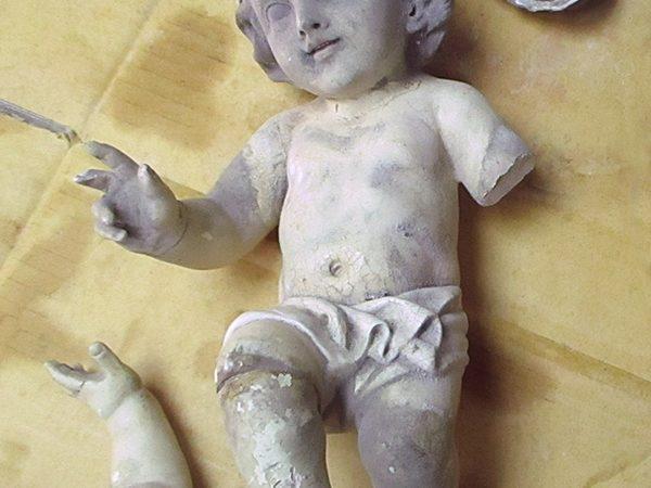 Estado inicial del Niño Jesús.